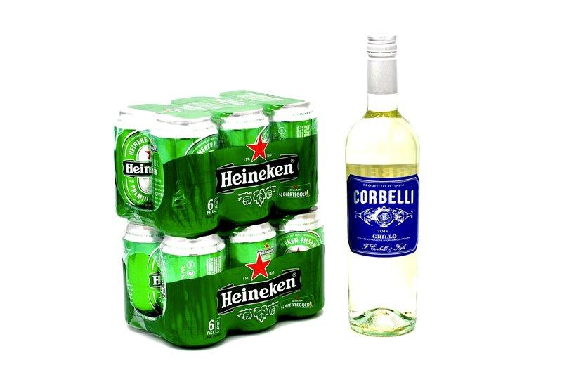 Heineken & Corbelli Grillo